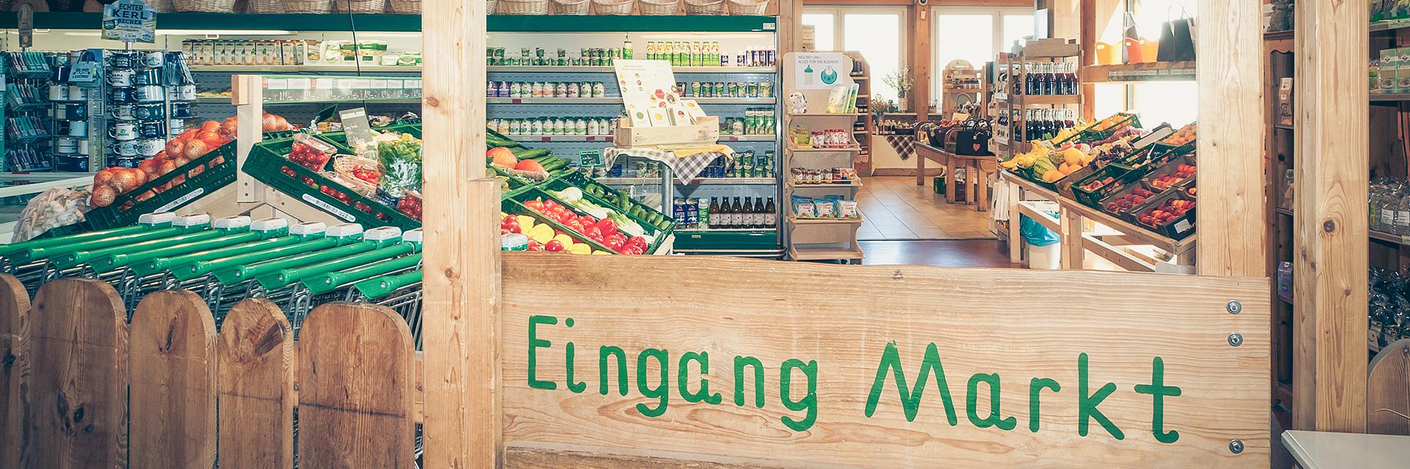 Bauernmarkt Dasing Handel