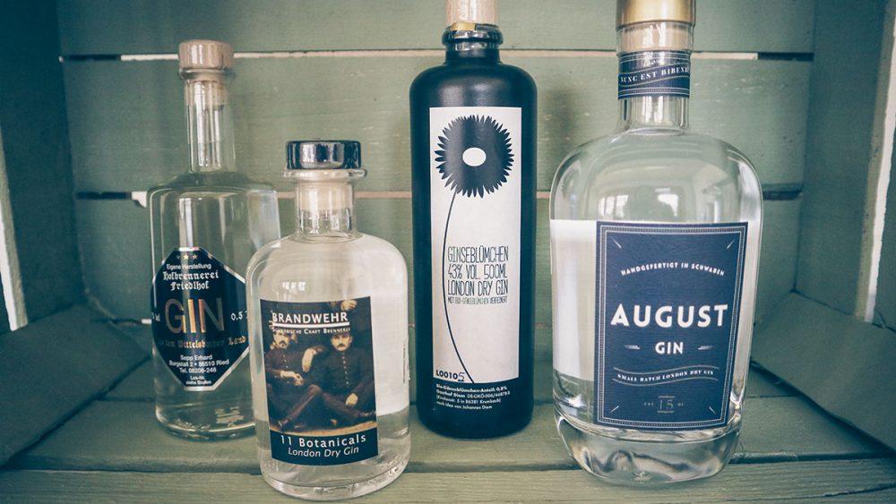Bauernmarkt Dasing Gin