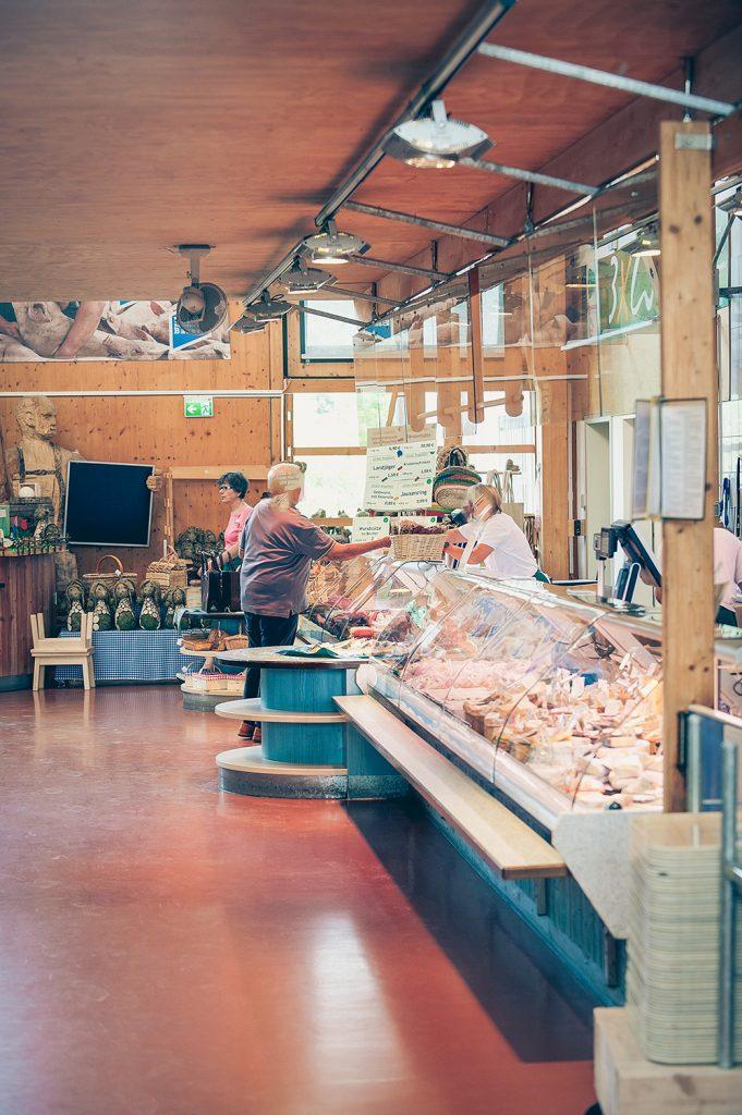 Bauernmarkt Dasing alte Metzgerei