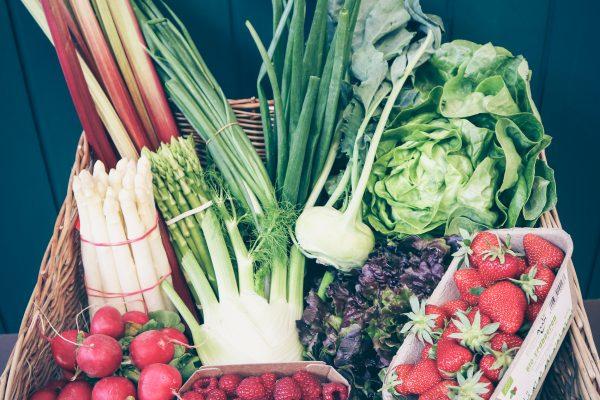 Bauernmarkt Dasing Obst Gemüse