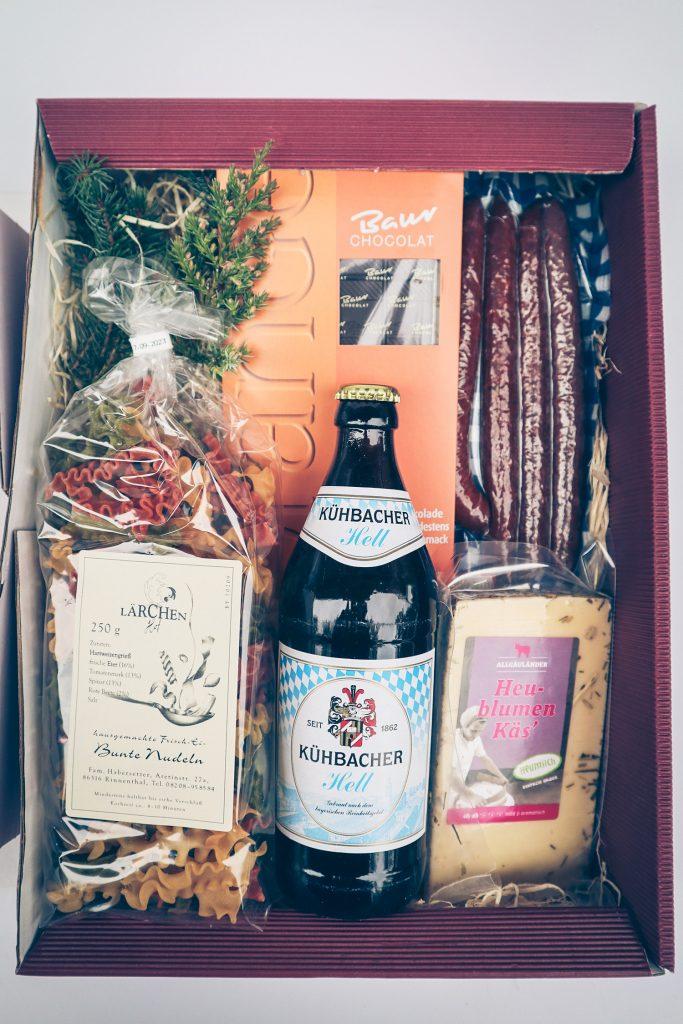 Bauernmarkt Dasing Geschenkbox