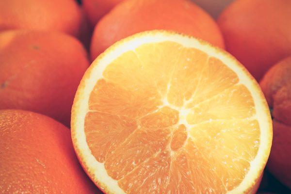 Bauernmarkt Dasing Orangen