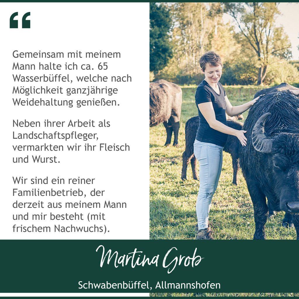 Bauernmarkt Dasing Schwabenbüffel