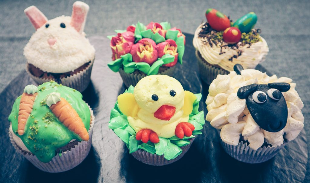 Cupcakes Bauernmarkt Dasing