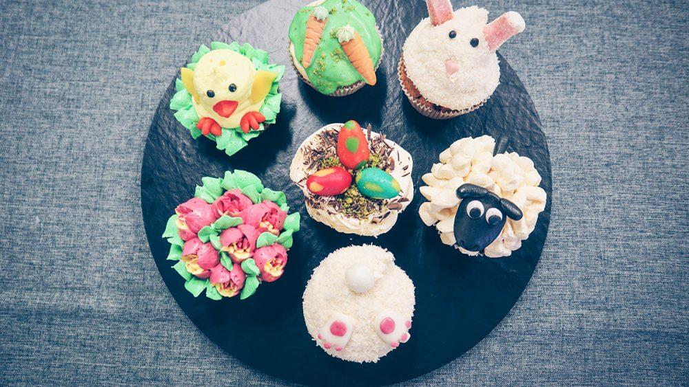 Bauernmarkt Dasing Cupcakes