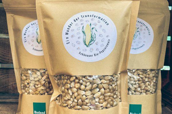 Bauernmarkt Dasing Bio Popcorn