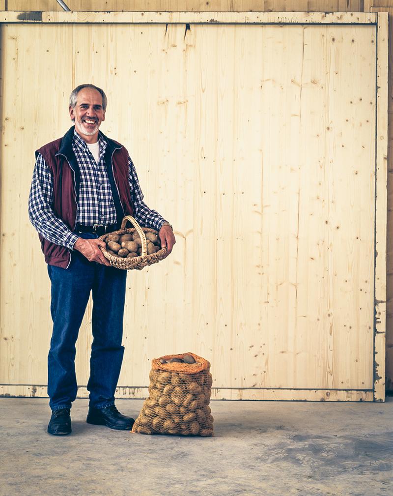 Bauernmarkt Dasing Georg Hermann
